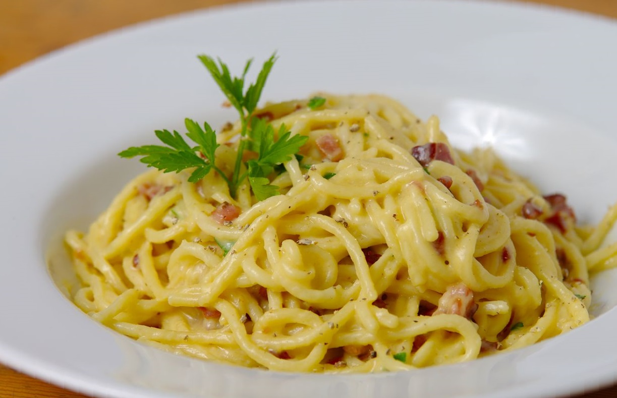Spaghetti Carbonara - Recipes to cook