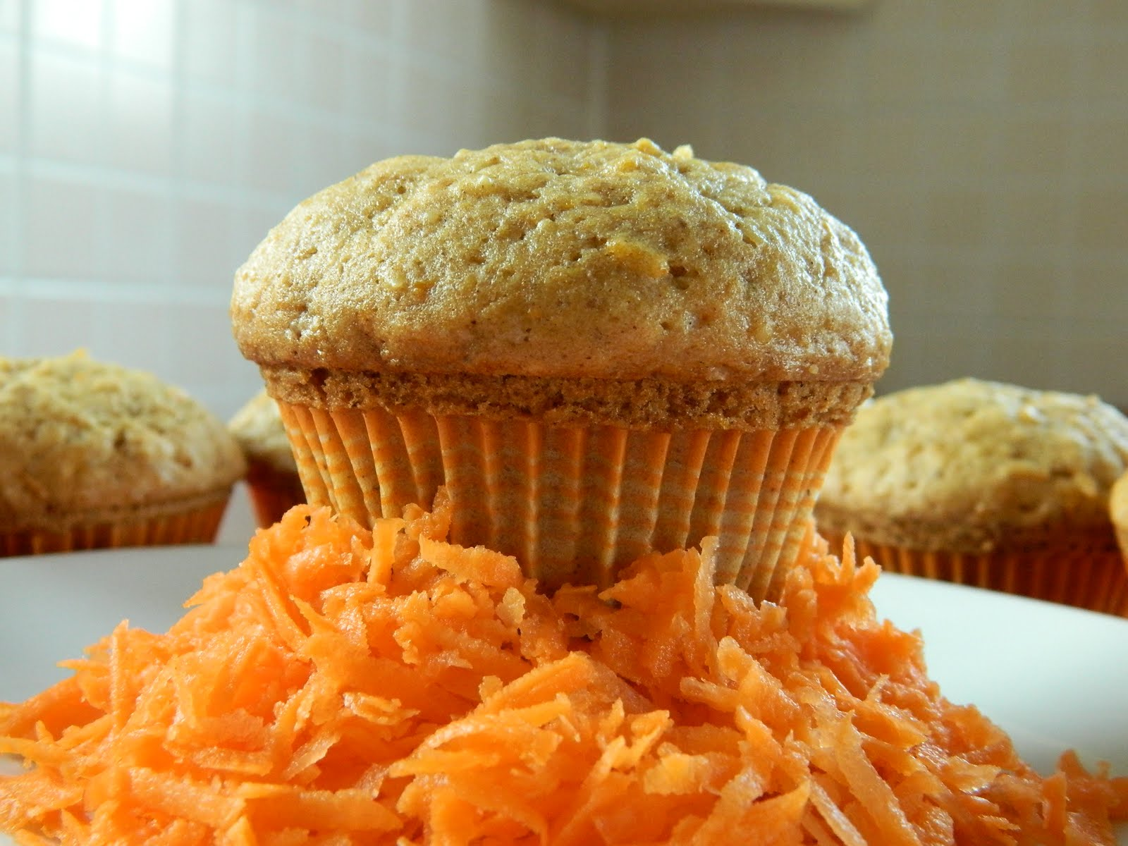 Carrot Pineapple Muffins Muffins With Carrots And